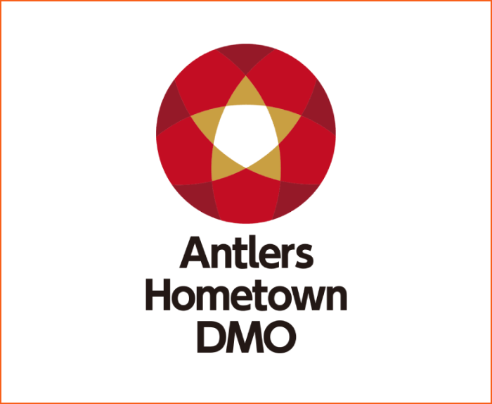 アントラーズホームタウンDMOのロゴ
